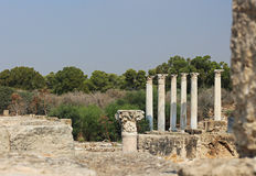 Antikes Architekturerbe Lizenzfreie Stockfotografie