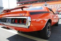 Antikes Dodge-Ladegerät-Automobil Stockbild