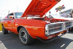 Antikes Dodge-Ladegerät-Automobil Stockfoto
