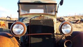 Antikes Fahrzeug lizenzfreies stockbild