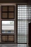 Antikes Fenster Lizenzfreies Stockbild