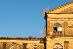 Antikes Gebäude Lizenzfreies Stockfoto