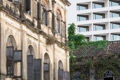 Antikes Gebäude Lizenzfreie Stockfotografie