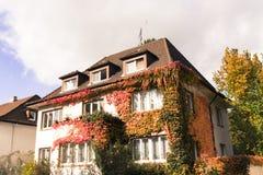 Antikes Haus Stockfoto