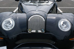 Antikes Morgan am Car Show Stockbilder