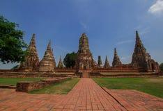 Antikes stupa Lizenzfreies Stockfoto