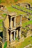 Antikes Theater lizenzfreie stockbilder