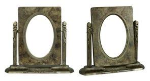 Antikes unbelegtes hölzernes Feld lizenzfreies stockbild