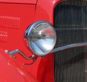 Antikes und kundenspezifisches Auto Lizenzfreie Stockfotografie