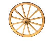 Antikes Wagen-Rad stockfotografie