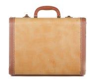 Antikt bagage eller resväska royaltyfri fotografi