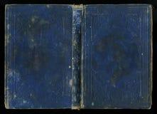 Antikt bokomslag för tappningdagboktidskrift Royaltyfri Fotografi