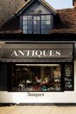 antikt england lager Arkivfoto