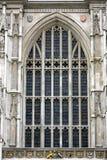 antikt fönster Arkivfoton