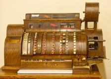 antikt kontant klassiskt register Fotografering för Bildbyråer