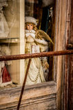 antikt lager Royaltyfri Bild