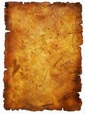 antikt papper Arkivbilder