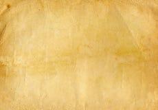 antikt papper Arkivfoto