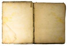 antikvarisk bok Royaltyfri Fotografi