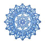 antikvitet som dekorativ elementsilver Arkivfoton