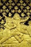 antikvitet som snider trä arkivbild