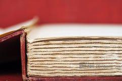 Antikviteten bokar royaltyfria bilder