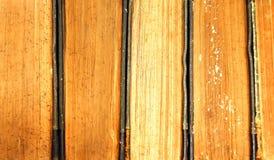 Antikviteten bokar bakgrund arkivbild