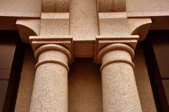 antikviteten details pelaren arkivbild