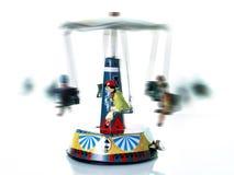 antikviteten går den glada rounden Royaltyfria Foton