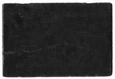 Antikviteten kritiserar den svart tavlan arkivbild