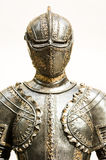 Antikviteten passar av armoren royaltyfria foton