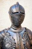 Antikviteten passar av armoren royaltyfri fotografi
