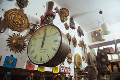 antikviteten shoppar Royaltyfria Bilder