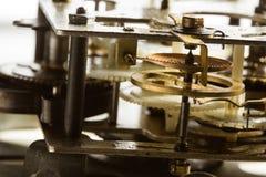 Antikviteten tar tid på utrustar arkivbild