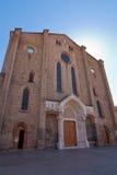 Kyrka av S. Francesco i bolognaen Royaltyfria Bilder