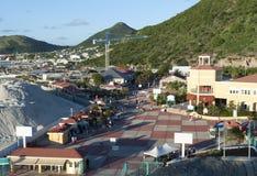 Antilhas holandesas Sint Maarten Island Fotos de Stock
