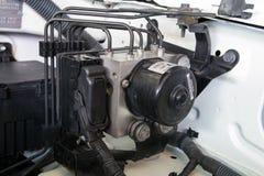 Antilock braking system abs. Closeup Stock Photography