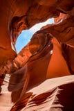 antilope φαράγγι ΗΠΑ Στοκ φωτογραφίες με δικαίωμα ελεύθερης χρήσης