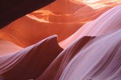 Antilope canyon Stock Photography