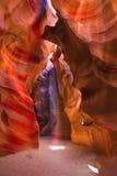 Antilopen-Schlucht Stockbild