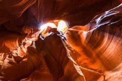 Antilopencanion, Arizona Royalty-vrije Stock Afbeelding