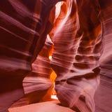 Antilopkanjon, AZ USA Royaltyfri Foto