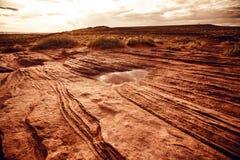 Antilopkanjon, USA Fotografering för Bildbyråer