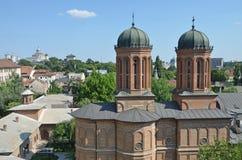 Antim monastery Royalty Free Stock Images