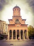 Antim monastery, Bucharest Royalty Free Stock Photos