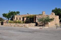 Antimachia museum,ilsnad Kos, Greece Royalty Free Stock Photo