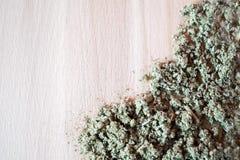 Antinfiammatorio di erbe naturale, antimicrobico, emostatico - tè prudente organico Immagini Stock Libere da Diritti