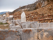 Antioch,土耳其 免版税库存图片