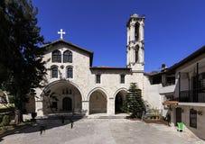 Antiochion Orthodox Church in Antakya, Hatay , Turkey. Antiochion Orthodox Church in Hatay , Turkey Stock Photography