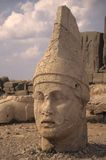 Antiochus, Nemrut Dag Stock Photography